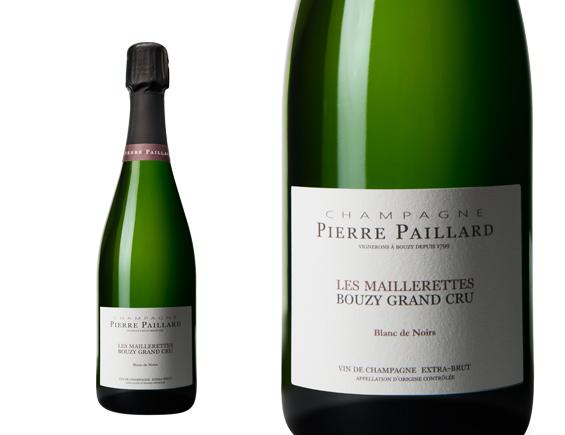 CHAMPAGNE PIERRE PAILLARD BOUZY GRAND CRU LES MAILLERETTES BLANC DE NOIRS 2010 EXTRA BRUT
