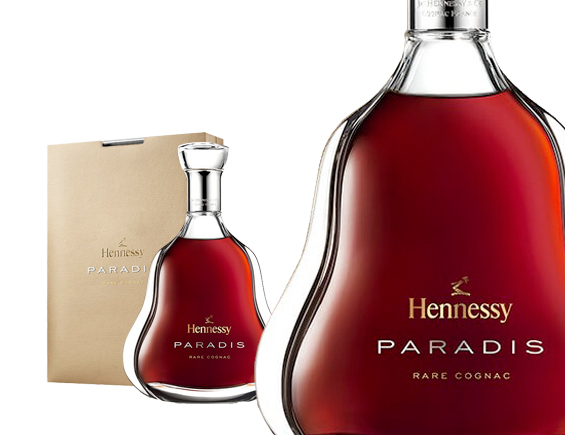 COGNAC HENNESSY PARADIS CARAFE SOUS COFFRET