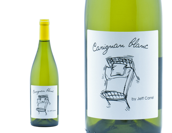 CARIGNAN BLANC BY JEFF CARREL BLANC 2015