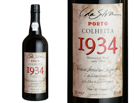 PORTO DALVA COLHEITA 1934