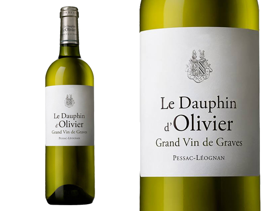 DAUPHIN D'OLIVIER BLANC 2015