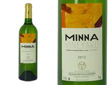 MINNA VINEYARD BLANC 2013