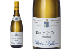 OLIVIER LEFLAIVE RULLY 1er CRU RABOURCÉ 2016