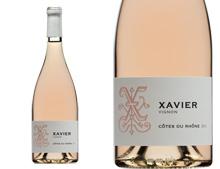 XAVIER VINS CÔTES DU RHÔNE ROSÉ 2016