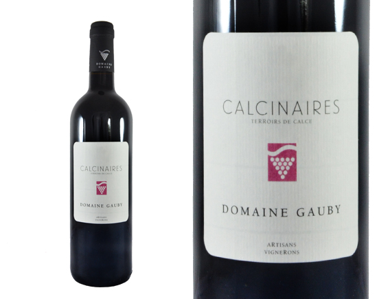 DOMAINE GAUBY LES CALCINAIRES ROUGE 2016