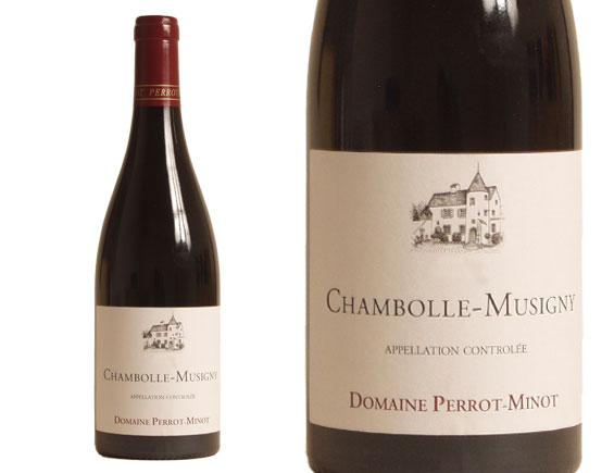 DOMAINE PERROT-MINOT CHAMBOLLE-MUSIGNY 2015