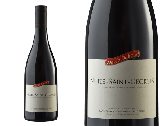 DAVID DUBAND NUITS-SAINT-GEORGES ROUGE 2015
