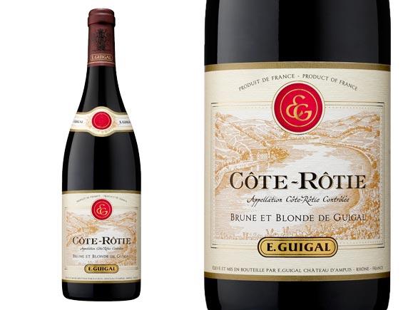 GUIGAL CÔTE-RÔTIE BRUNE ET BLONDE 2013