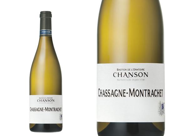 DOMAINE CHANSON CHASSAGNE-MONTRACHET BLANC 2015