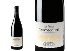 DOMAINE COURBIS SAINT-JOSEPH LES ROYES ROUGE 2015