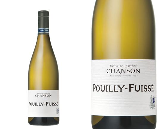 DOMAINE CHANSON POUILLY FUISSÉ 2015