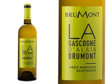 BRUMONT LA GASCOGNE D'ALAIN BRUMONT BLANC 2016