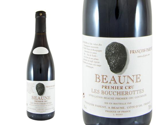 DOMAINE FRANCOIS-PARENT BEAUNE 1ER CRU LES BOUCHEROTTES 2012