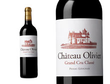CHATEAU OLIVIER ROUGE 2017