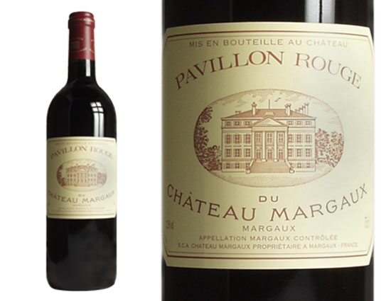 vin chateau margaux 1995