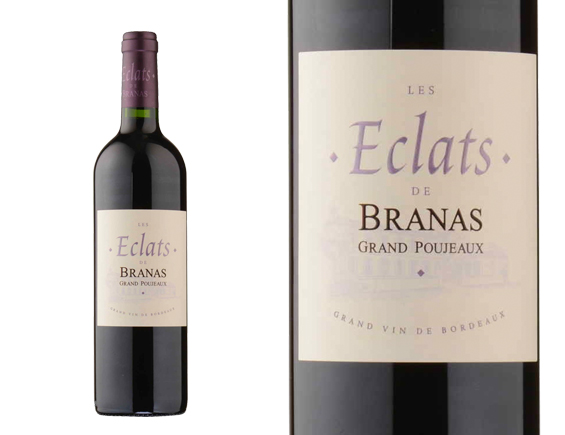 LES ECLATS DE BRANAS GRAND POUJEAUX 2012