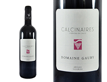 DOMAINE GAUBY LES CALCINAIRES ROUGE 2017