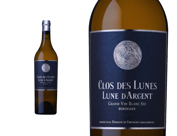 CLOS DES LUNES CUVEE LUNE D'ARGENT 2017