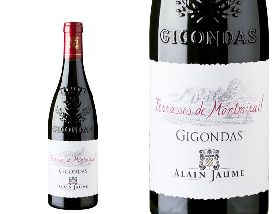 ALAIN JAUME GIGONDAS TERRASSES DE MONTMIRAIL 2016