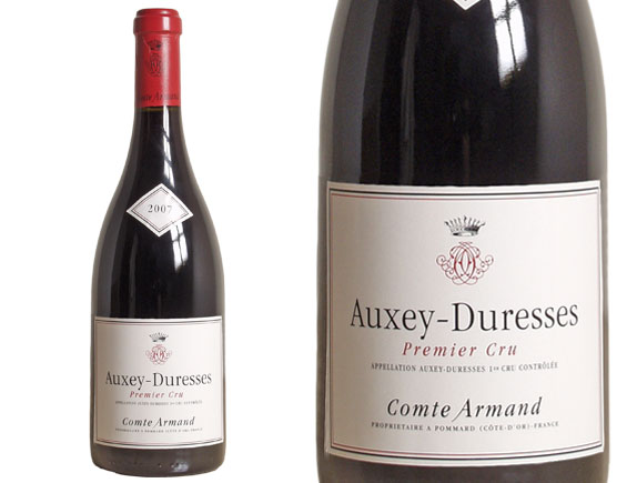 COMTE ARMAND AUXEY DURESSES 1ER CRU 2017
