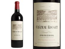 CHÂTEAU ROUGET rouge 1999
