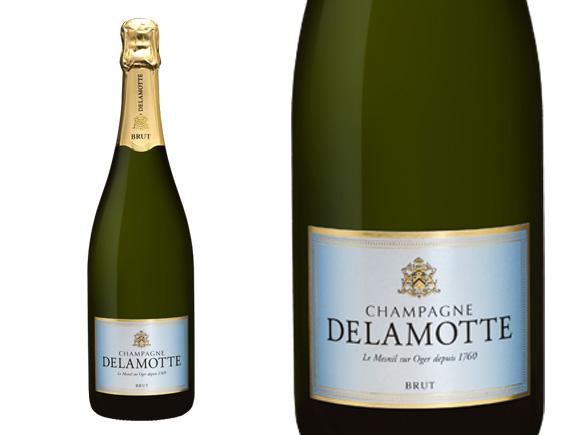 Champagne delamotte brut for Champagne lamotte prix