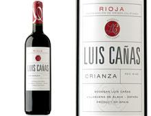 LUIS CANAS CRIANZA 2016
