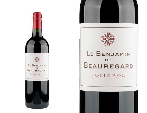 LE BENJAMIN DE BEAUREGARD 2017