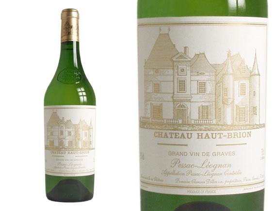CHÂTEAU HAUT-BRION blanc 2003, Premier Cru Classé en 1855