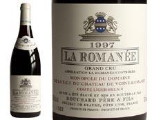 LA ROMANÉE GRAND CRU rouge 1997