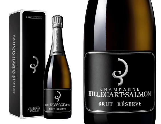 CHAMPAGNE BILLECART-SALMON BRUT R�SERVE SOUS �TUI