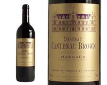 CHÂTEAU CANTENAC-BROWN rouge 2004 , Troisième Cru Classé en 1855