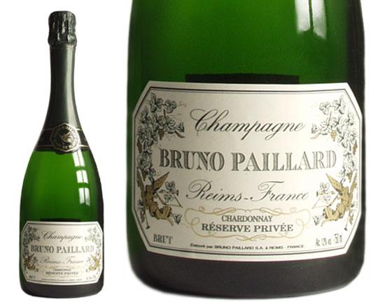 photo Bruno Paillard Chardonnay Champagne Brut Reserve Privee