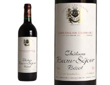 CHÂTEAU BEAUSÉJOUR BÉCOT 1995 L'excellence comme gage de qualité  Le Domaine mise sur des méthodes de vinification m