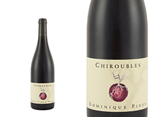 DOMAINE PIRON CHIROUBLES 2017