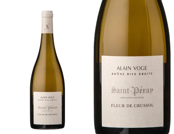 DOMAINE ALAIN VOGE SAINT- PERAY FLEUR DE CRUSSOL 2017