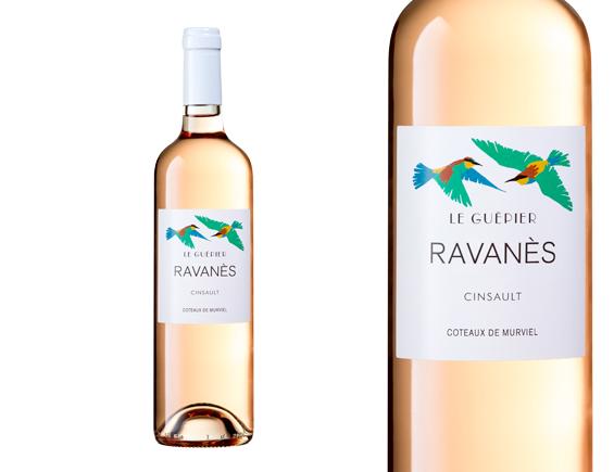 DOMAINE DE RAVANES LE GUÊPIER ROSE 2019
