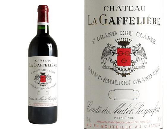 CHÂTEAU LA GAFFELIERE rouge 1998, Premier Grand Cru Classé