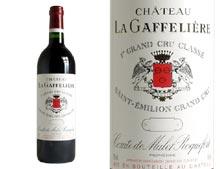 CHÂTEAU LA GAFFELIERE rouge 1990, Premier Grand Cru Classé