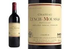 CHÂTEAU LYNCH-MOUSSAS rouge 2001, Cinquième Cru Classé en 1855