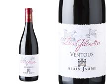 ALAIN JAUME VENTOUX LES GÉLINOTTES ROUGE 2019