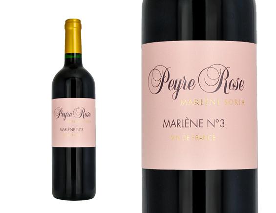 DOMAINE PEYRE ROSE MARLENE N°3 2010