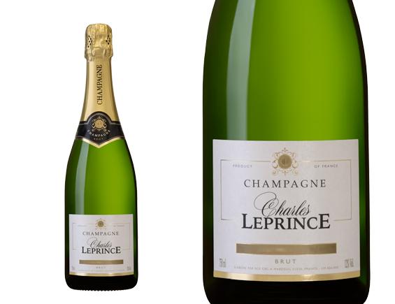 CHAMPAGNE CHARLES LEPRINCE BRUT MILLÉSIME 2006