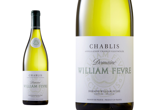 WILLIAM FEVRE CHABLIS 2018