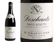 CHAPOUTIER SAINT-JOSEPH DESCHANTS rouge 2005