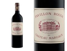 PAVILLON ROUGE DE CHÂTEAU MARGAUX 2005, Second vin de Château Margaux