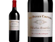LE PETIT CHEVAL rouge 2005 ,Second vin du Ch�teau Cheval Blanc - caisse 12 x 0.750 L