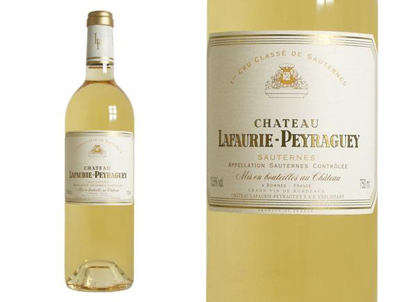 CHATEAU LAFAURIE-PEYRAGUEY blanc 2005, Premier Cru Classé en 1855