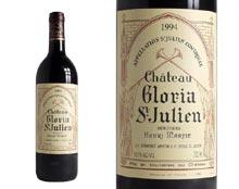 CHÂTEAU GLORIA rouge 1994, Cru Bourgeois