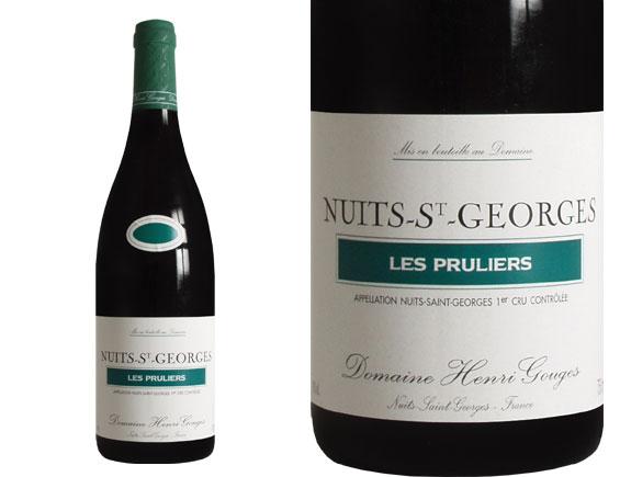 Domaine Henri Gouges Nuits Saint Georges Les Pruliers